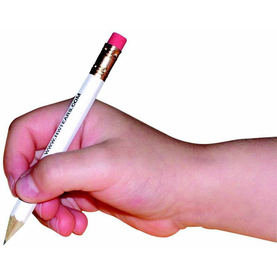 "Handwriting Without Tears Pencil Set with Eraser, 4"" x 0.38"" x 0.38"", Set of 144"