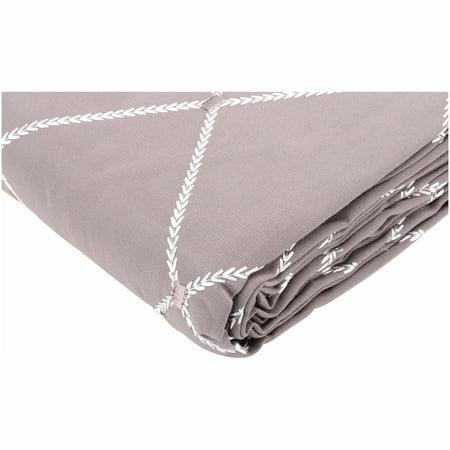 Homewear Wellington Shower Curtain Collection Grey
