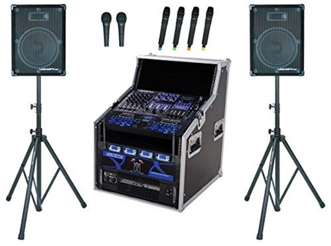 VocoPro CLUB-HD9500 2000W Professional Club System by VocoPro