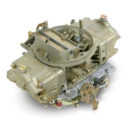 HOLLEY 04780C 800 Cfm Square Bore 4-Barrel Double Pumper Carburetor - image 1 de 2