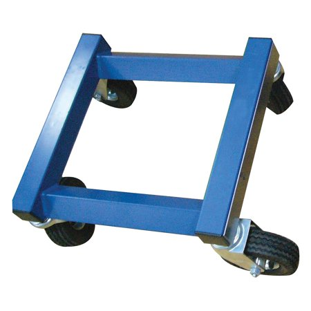 Torin Wheeled Car Tire Dolly - 4 in. Casters