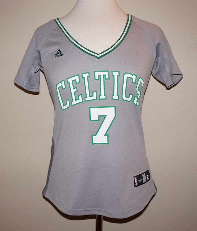 ... get product image jaylen brown 7 boston celtics adidas nba 4 her womens  short sleeve jersey ... 210b25aac