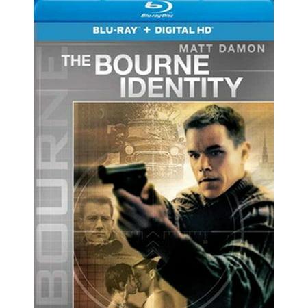 The Bourne Identity (Blu-ray) (Identity Blu Ray)