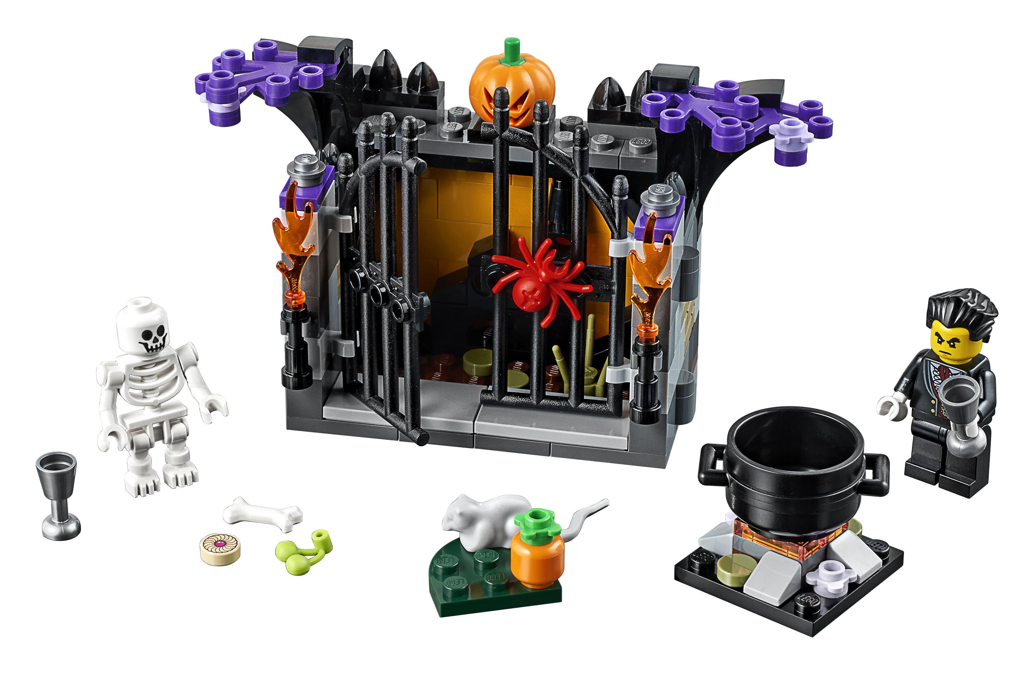 LEGO Seasonal Halloween Haunt 40260 Building Set (145 Pieces)
