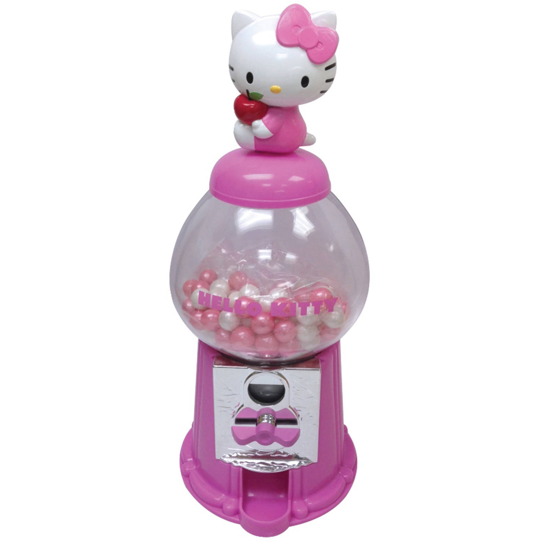 "Hello Kitty Kt3109 14"" Gumball Dispenser Walmart"