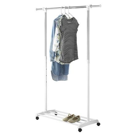 Deluxe Adjustable Garment Rack