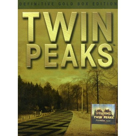 Twin Peaks: Definitive Gold Box Edition (DVD)