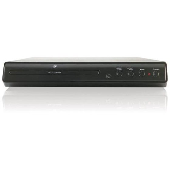 GPX 2-Channel DVD Player - D200B