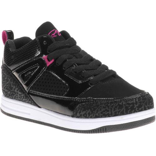 Fubu Girls' Blake Lace Up Athletic Sneakers