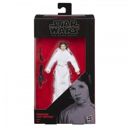 Star Wars The Force Awakens 6 Inch Action Figure The Black Series Wave 9 - Princess Leia Organa #30