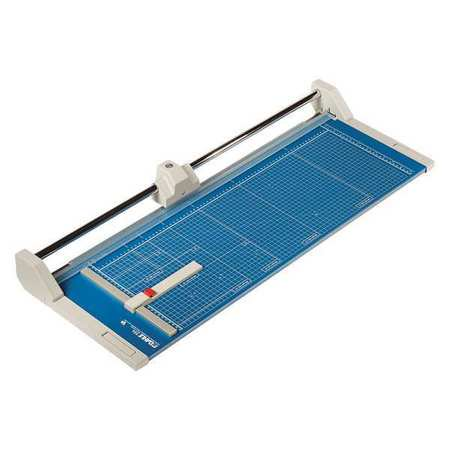 Dahle 554 28-3/8in L Professional Rolling Trimmer Premium Rolling Paper Trimmer