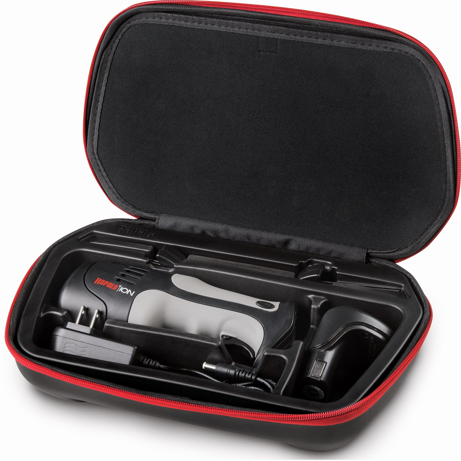 Rapala Lithium Ion Cordless Fillet Knife Combo w/Two Blades