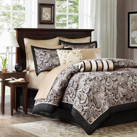 Home Essence Charlotte Jacquard Comforter Set
