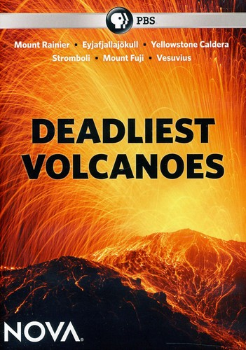 Nova: Deadliest Volcanoes by Ingram Entertainment