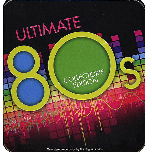 Ultimate 80s - Ultimate 80s [CD]