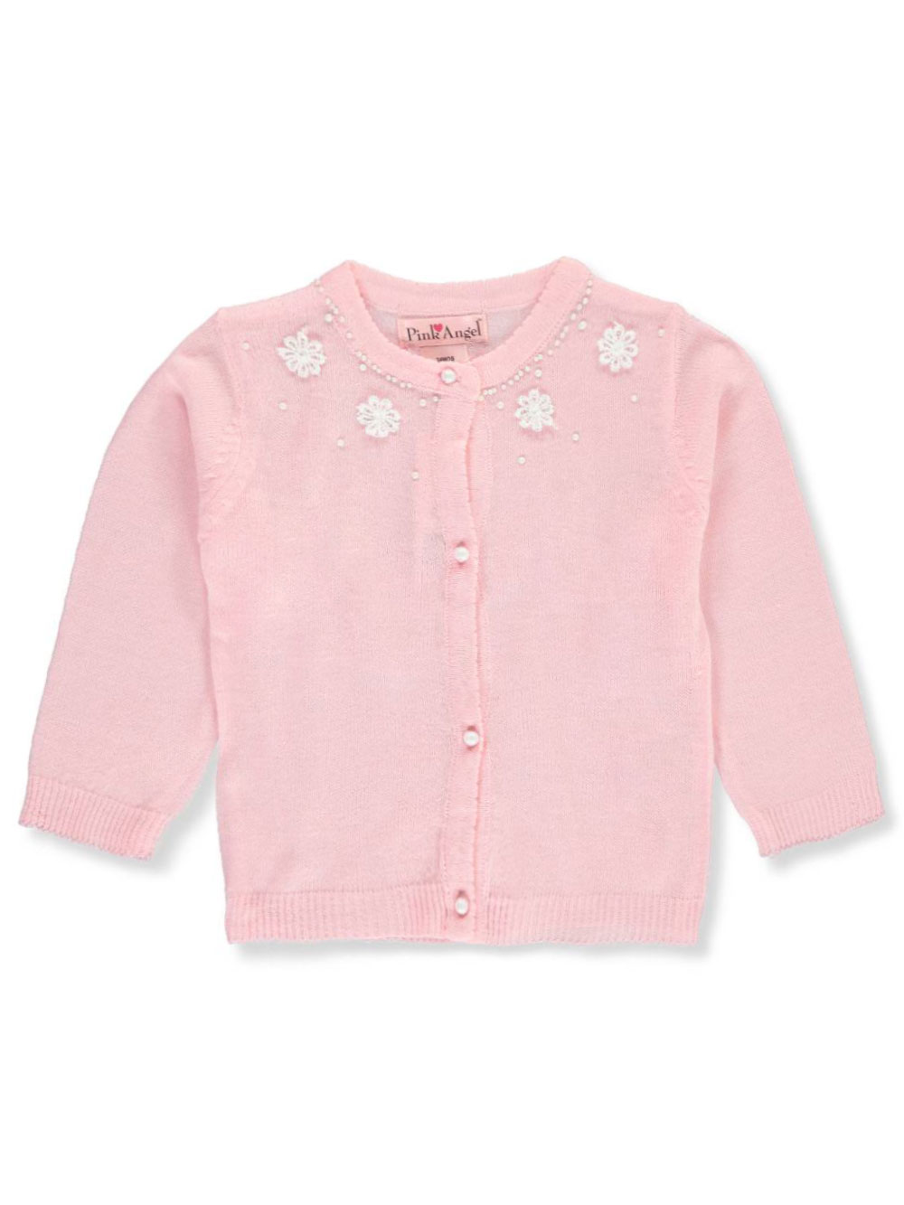 Pink Angel Baby Girls' Knit Cardigan