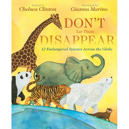 Don't Let Them Disappear - eBook