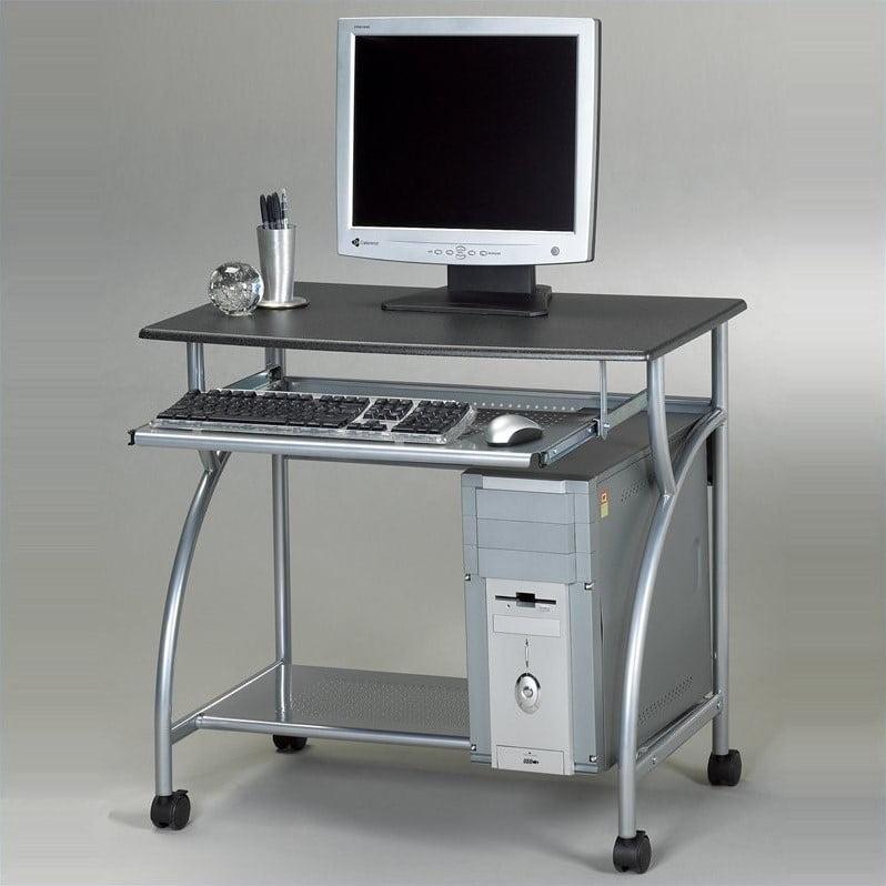 Rectangular Computer Workstation