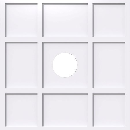32 OD x 6 ID x 11 C x 1 P Rubik Architectural Grade PVC Contemporary