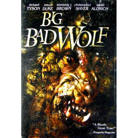 Big, Bad Wolf (DVD)