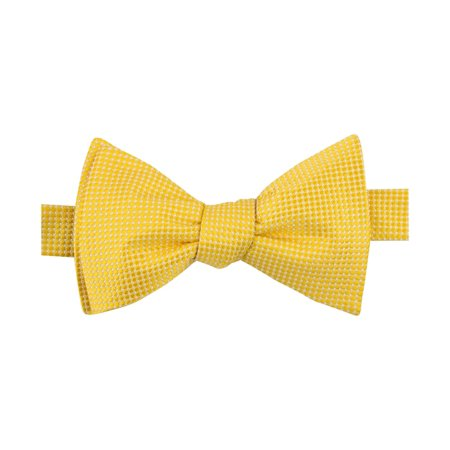Tommy Hilfiger Mens Textured Bow Tie Reproduction Bow Tie