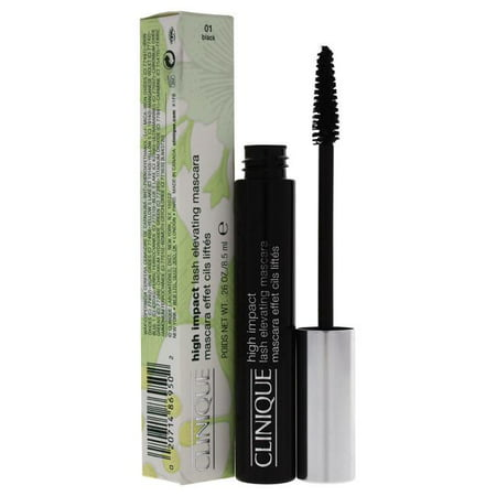 Clinique High Impact Lash Elevating Mascara - # 01 Black 0.26 oz Mascara