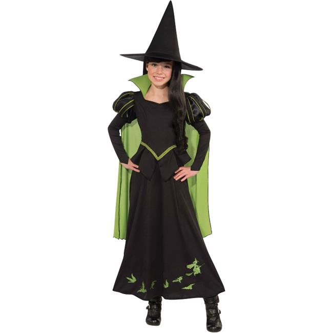 Morris Costumes RU886489LG Wizard Oz Wicked Witch Child Costume, Large - image 1 of 1