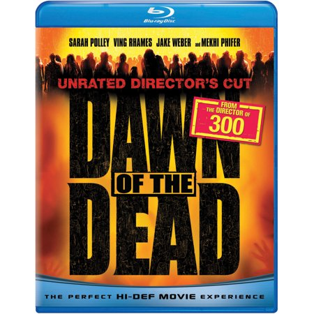 Dawn Of The Dead (Unrated Director's Cut) (Blu-ray + DVD + Digital Copy)