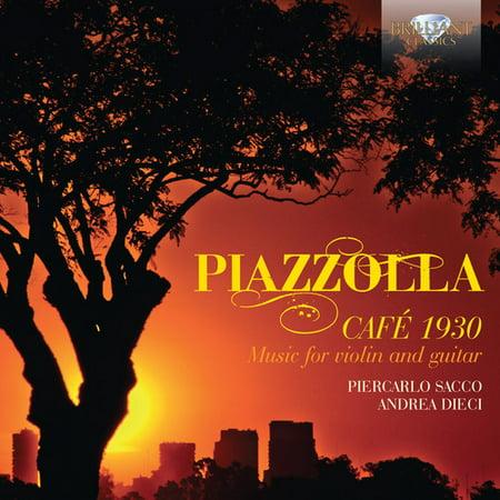 Cafe 1930 Music for Violin & Guitar](Violin Halloween Music)