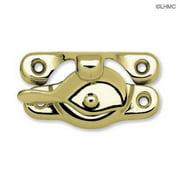 Solid Brass Window Sash Lock Brainerd 47992 022788479922