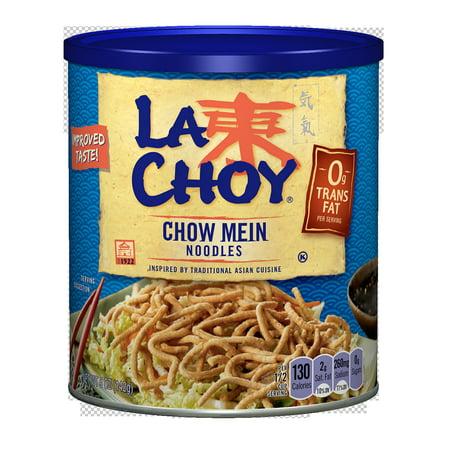 - (3 pack) La Choy Chow Mein Noodles, 5 Ounce