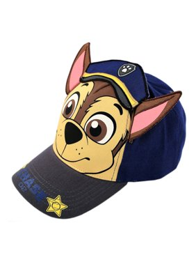 Nickelodeon Paw Patrol Chase Cotton Baseball Cap, Toddler Boys, Age 2-4