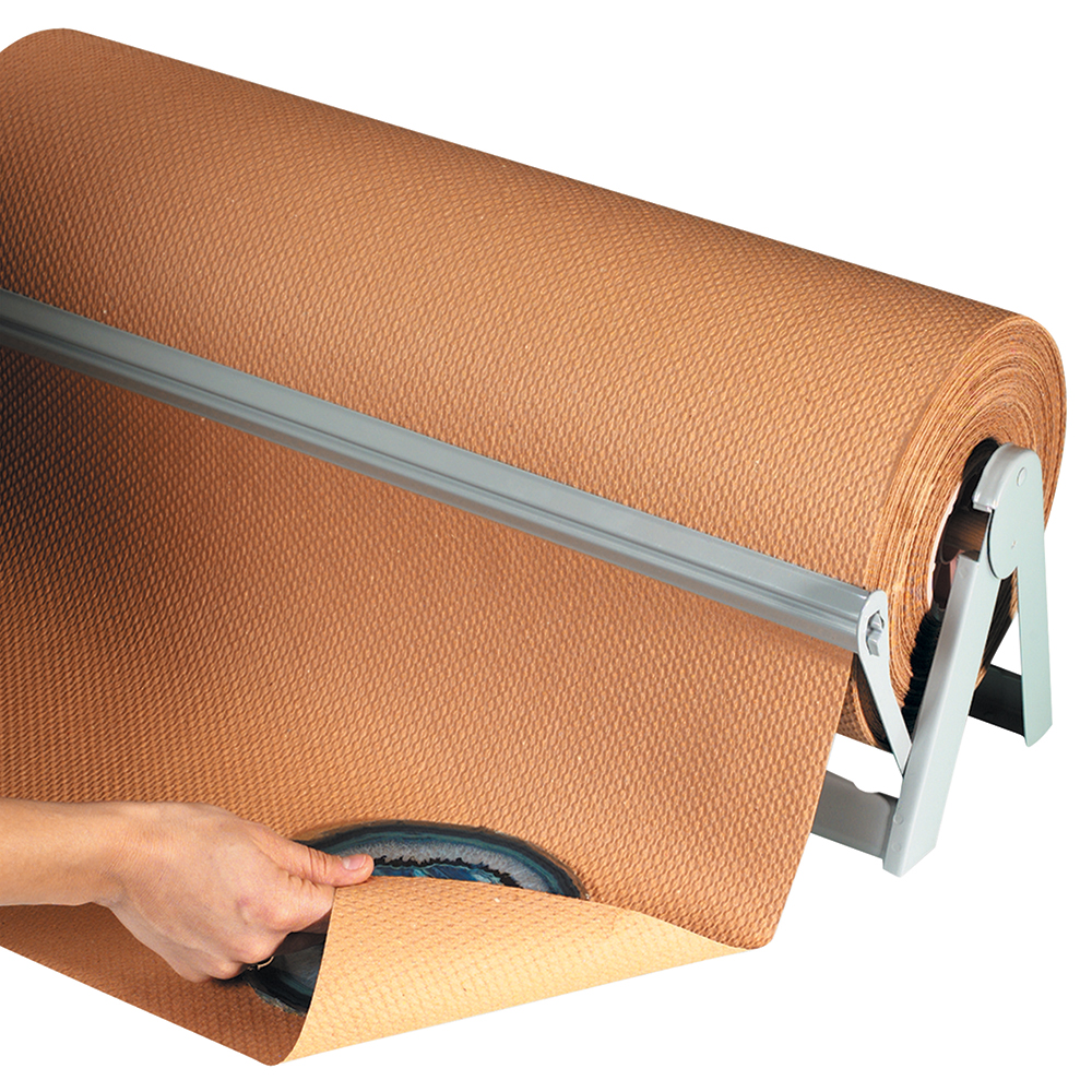 Box Partners Indented Kraft Paper RL,60# ,48x300',1 RL - BXP IKP4860