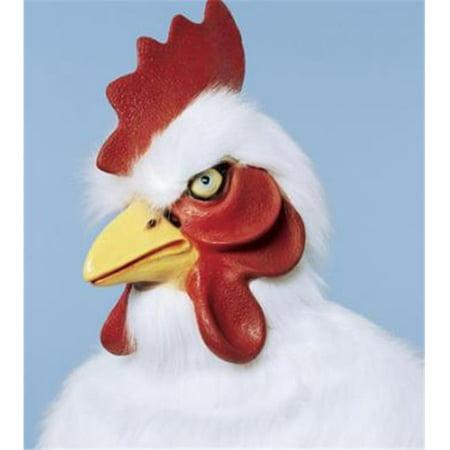 Chicken Supreme Mask - White - image 1 of 1