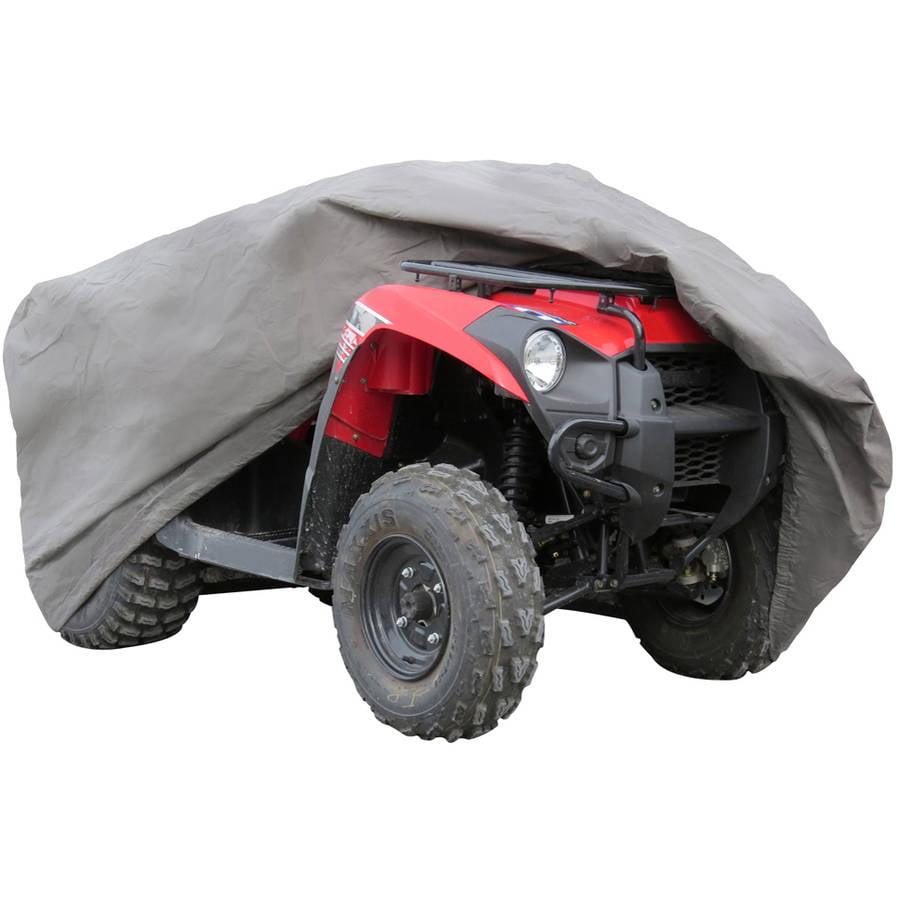Budge Rust-Oleum Stops Rust ATV Covers, Rust-Resistant, Grey Polypropylene