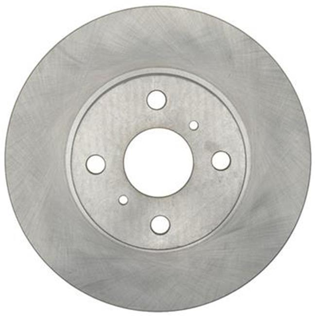 ACDelco 18A1756AC Advantage Coated Front Disc Brake Rotor