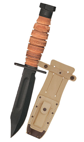 Ontario Knife Company 499 Air Force Survival Knife by Ontario Knife Company