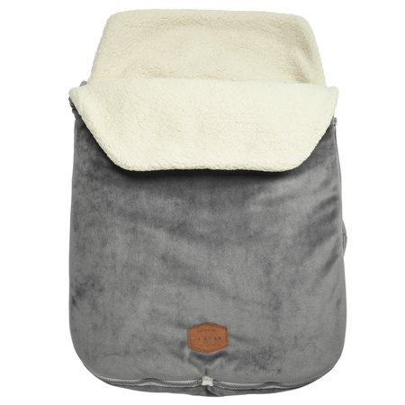 JJ Cole Original Bundleme, Infant Bundle Bag, Graphite, Ages 0-12