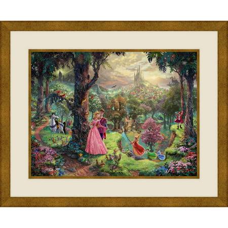 Sleeping Beauty, 20 5x18 5 Wall Art - Walmart com