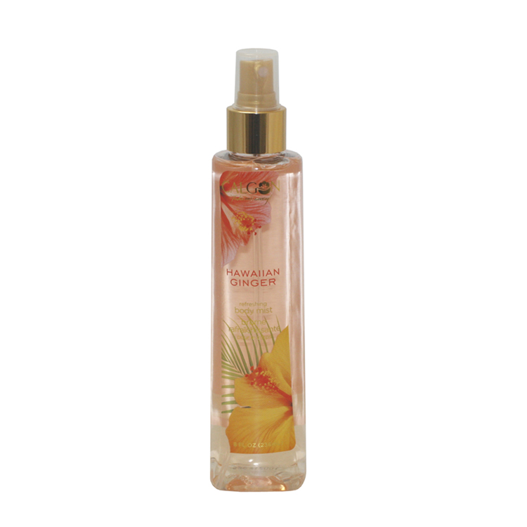 Calgon Hawaiian Ginger Refreshing Body Mist Spray 8.0 Oz / 236 Ml