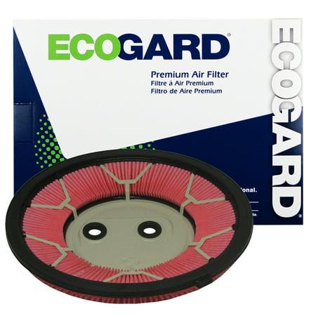 ECOGARD XA4669 Premium Engine Air Filter Fits Nissan Frontier, Pickup, D21, Xterra ()