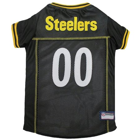 - Pittsburgh Steelers Premium Dog Jersey