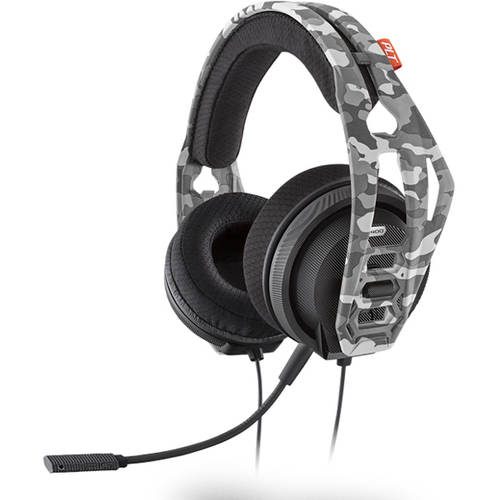 Plantronics RIG 400HS Camo Stereo Gaming Headset for PlayStation 4 by PLANTRONICS