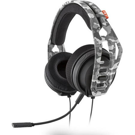Plantronics RIG 400HS Camo Stereo Gaming Headset for PlayStation (Best New Rpg Ps4)