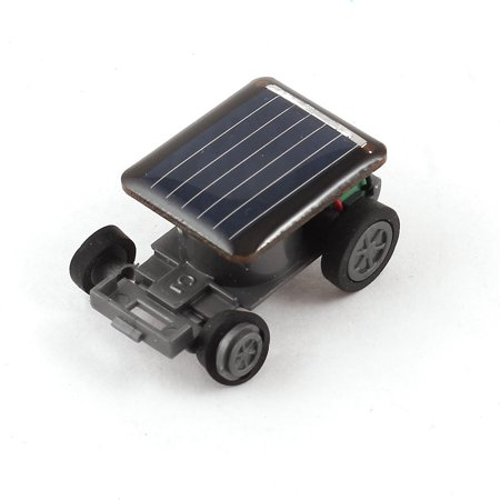 - Blue Plastic Shell Modern Solar Energy Car Toy for