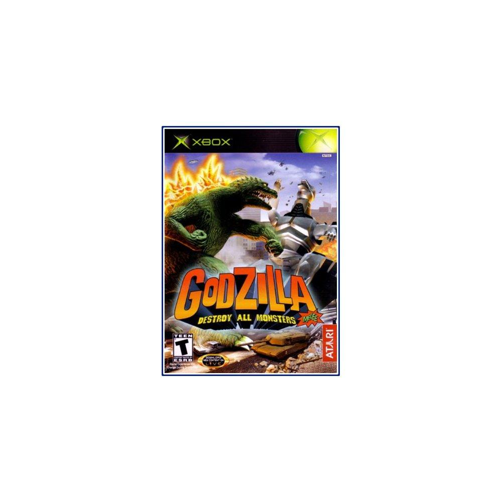 ATARI godzilla destroy all monsters - xbox