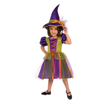 Kids Pumpkin Witch Costume - Pumpkin Costume Homemade