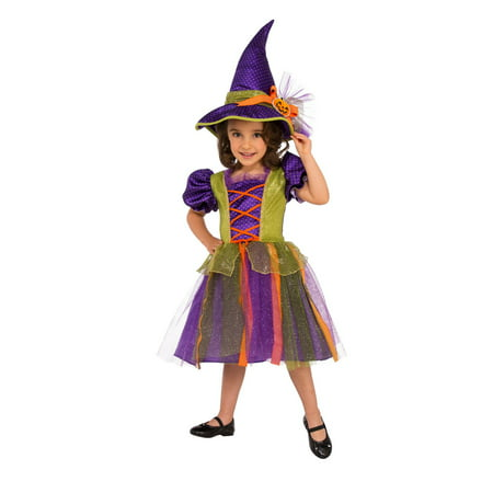 Kids Pumpkin Witch Costume - Newborn Witch Costume
