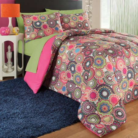 Josh   Posh Kidz Kaleidescope 3 Piece Comforter Set