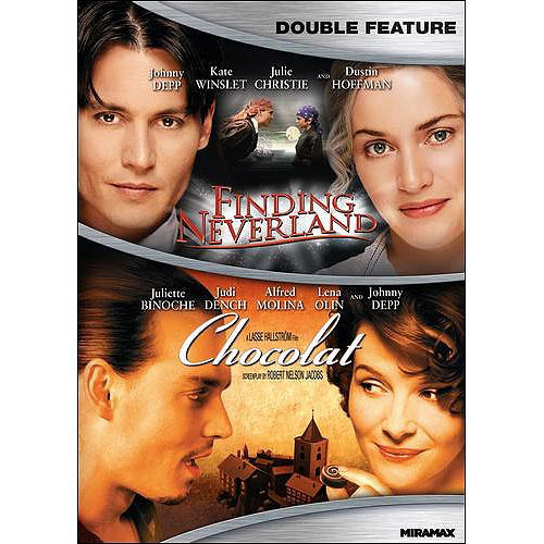 Johnny Depp Double Feature: Finding Neverland / Chocolat (Widescreen)